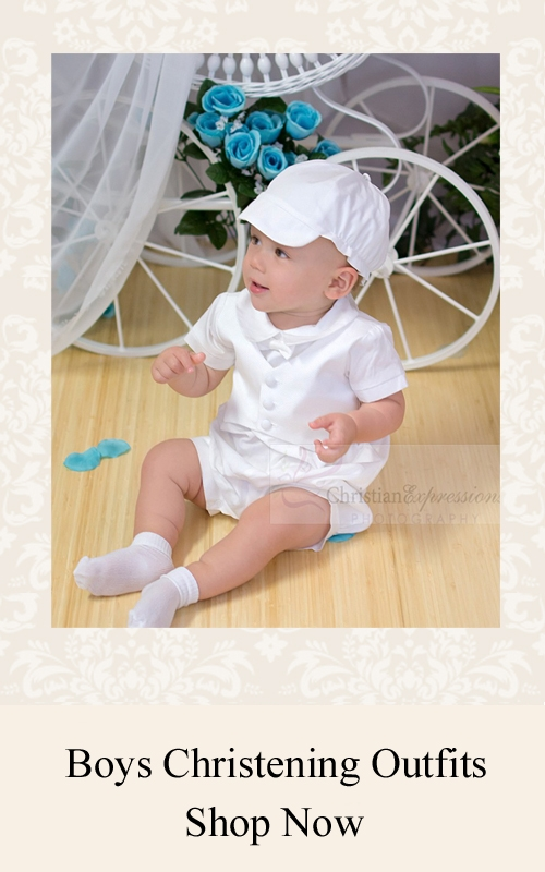 Boys Baptism Outfits