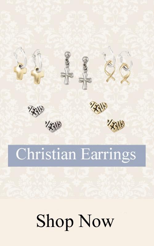 Christian Earrings