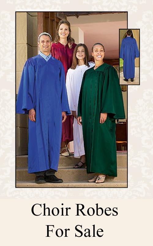Choir Robes-Gowns