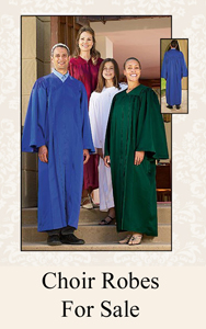 Choir Robes - Apparel