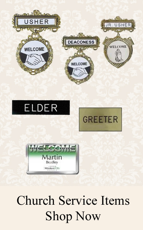 Church Service Items