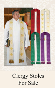 Clergy Overlay Stoles