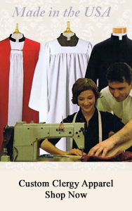 Custom Clergy Apparel