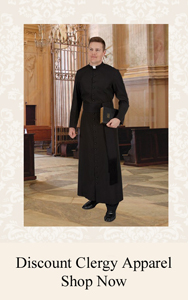 Discount Clergy Apparel