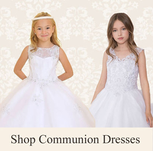 First Communion Dresses New