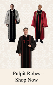 Pastor Robes Clergy