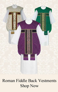 FiddleBack Vestments