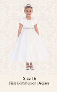 First Communion Dresses Size 16