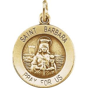 St. Barbara Medals