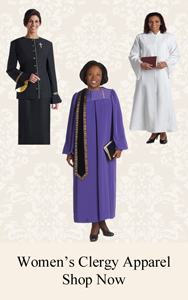 Womens Clergy Apparel
