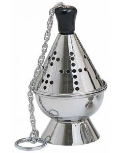 Stainless Steel Church Censer and Boat