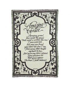 Amazing Grace Afghan-Throw