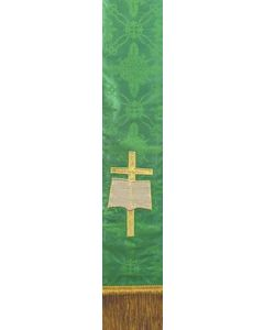 Living Word on Green Bible Marker
