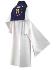 Mary Queen of the Universe Clergy Humeral Veil