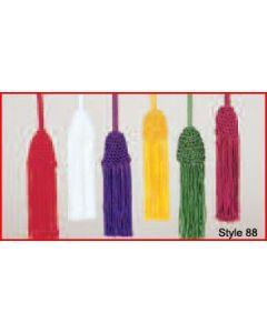 Tassel Cinctures - Various Colors
