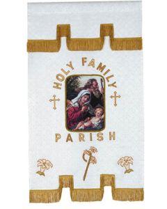 Holy Family Banner