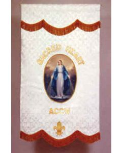 Our Lady Catholic Banner