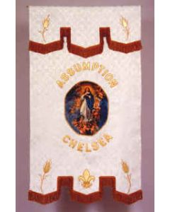 Assumption Church Banner