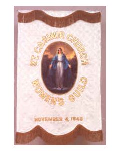 Our Lady of Grace Banner