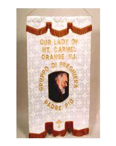 Padre Pio Banner