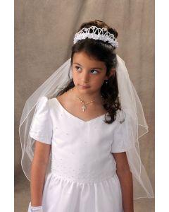 Diana Crown Veil