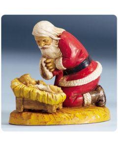 Kneeling Santa Fontaninni