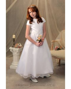 Heather First Communion Dress