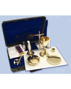 Catholic Priest Mass Kit with Case