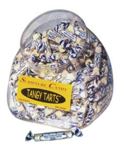 Tangy Tarts Scripture Candy Jar