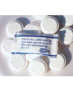 Sugar Free Peppermint Scripture Candy Bulk