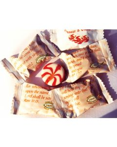 Scripture Candy Butter & Cream Candies Bulk