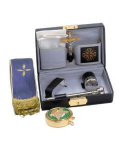 Deluxe Clergy Sick Call Set