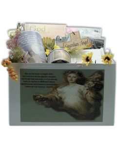 And God Created Angels Scripture Gift Box