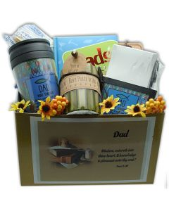 Dad, Wise Teacher  Scripture Gift Box