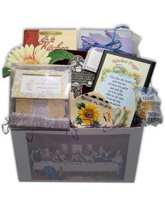 Kitchen Blessings Scripture Gift Box