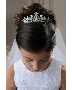 Kristi First Communion Tiara