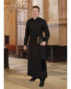 Summertime Roman Clergy Cassock