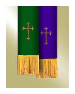 Reversible Bible Marker Hunter/Purple