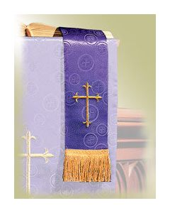 Millenova® Bible Marker - Purple