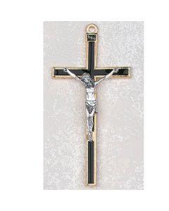 BLACK Communion CRUCIFIX