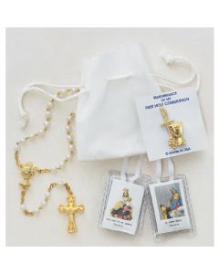 Girls First Communion Set