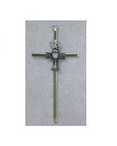 RCIA Cross - Brass