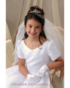Taylor First Communion Veil