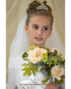 Brittney First Communion Tiara