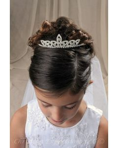 Felicia First Communion Tiara