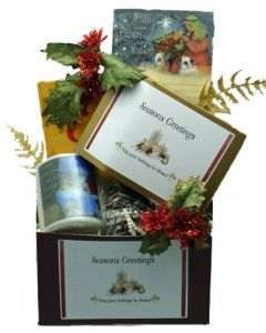 Seasons Greetings Gift Scripture Gift Box