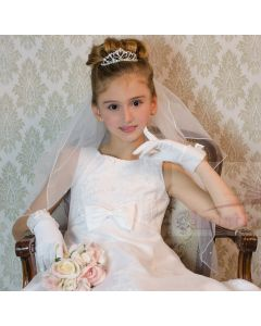 Larissa First Communion Tiara