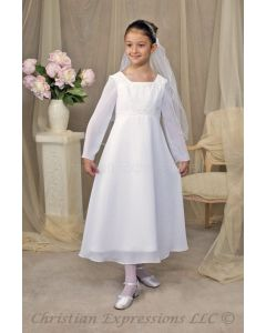 Lisa First Communion Dress
