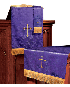 3pc Millenova® Parament Set - Purple