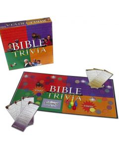 NEW BIBLE TRIVIA Game